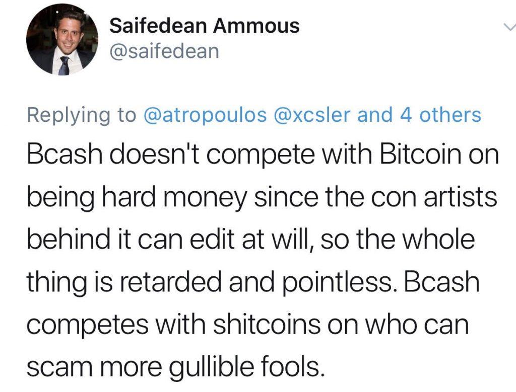 The Bitcoin Standard: BCH Troll Slayer Faces BTC's Angriest Man