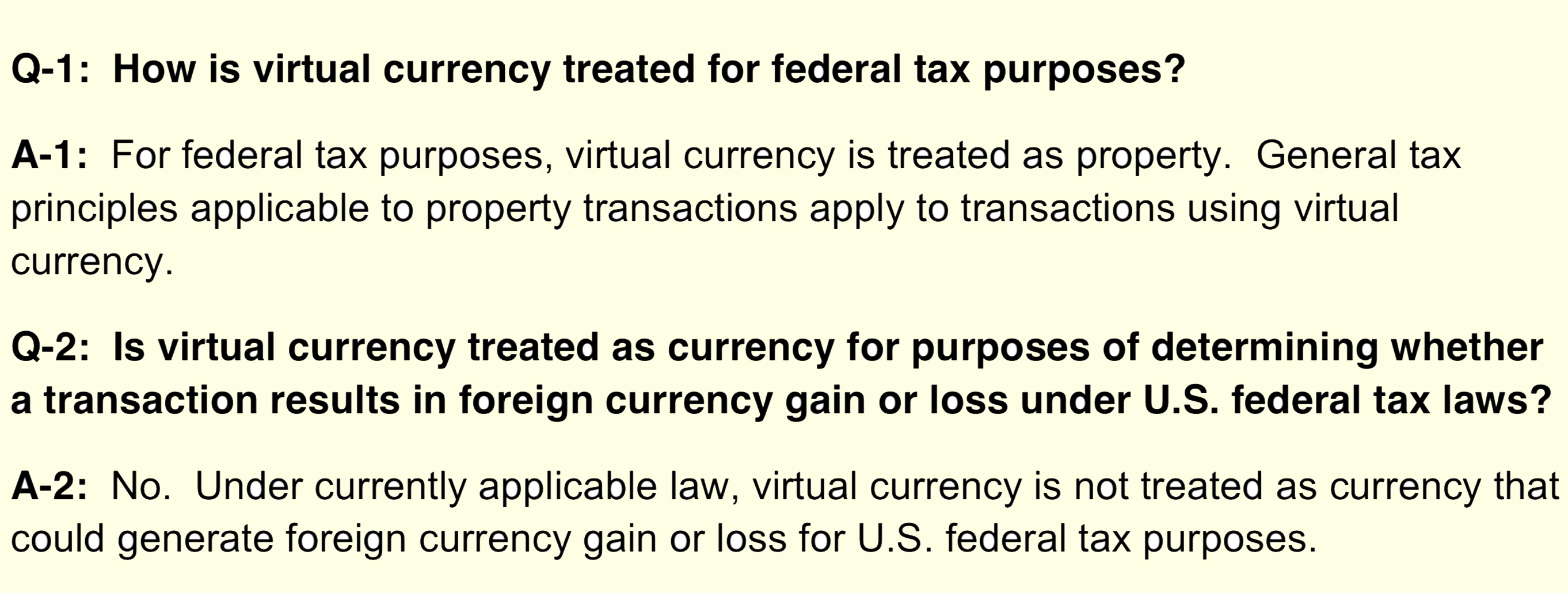 us tax code cryptocurrency