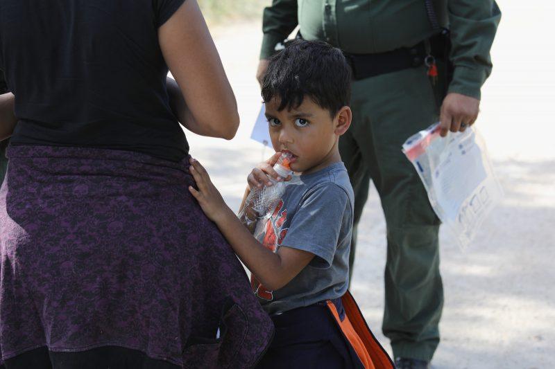 migrant children family separation zero tolerance policy